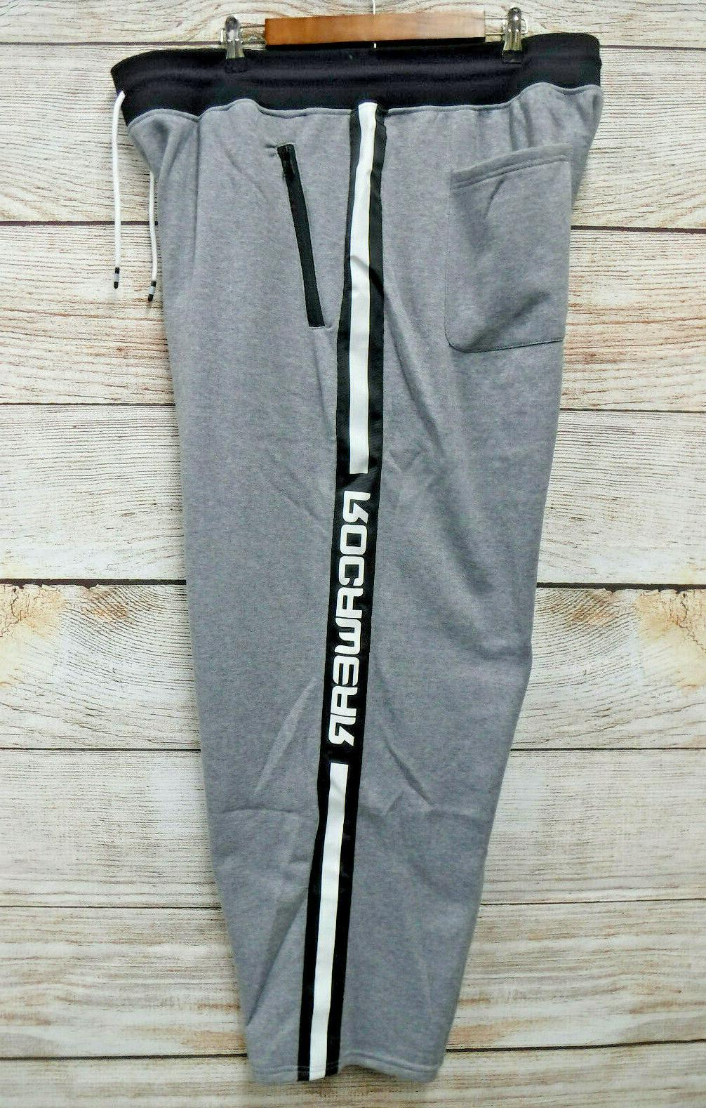 big and tall mens size 6xl grey