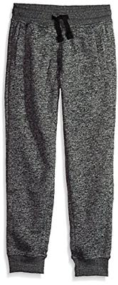 Southpole Boys' Big Jogger Fleece Pants in Basic Colors, Mar