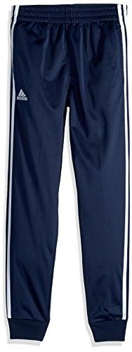 adidas Boys' Big Jogger Pant, Navy Heather, M