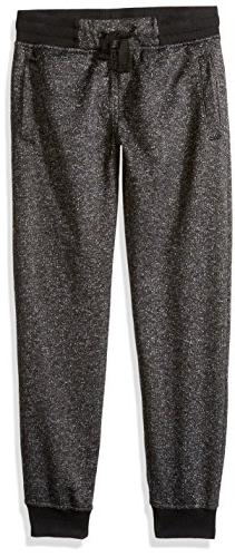 Southpole Boys' Big Jogger Pants in French Terry Basic Marle