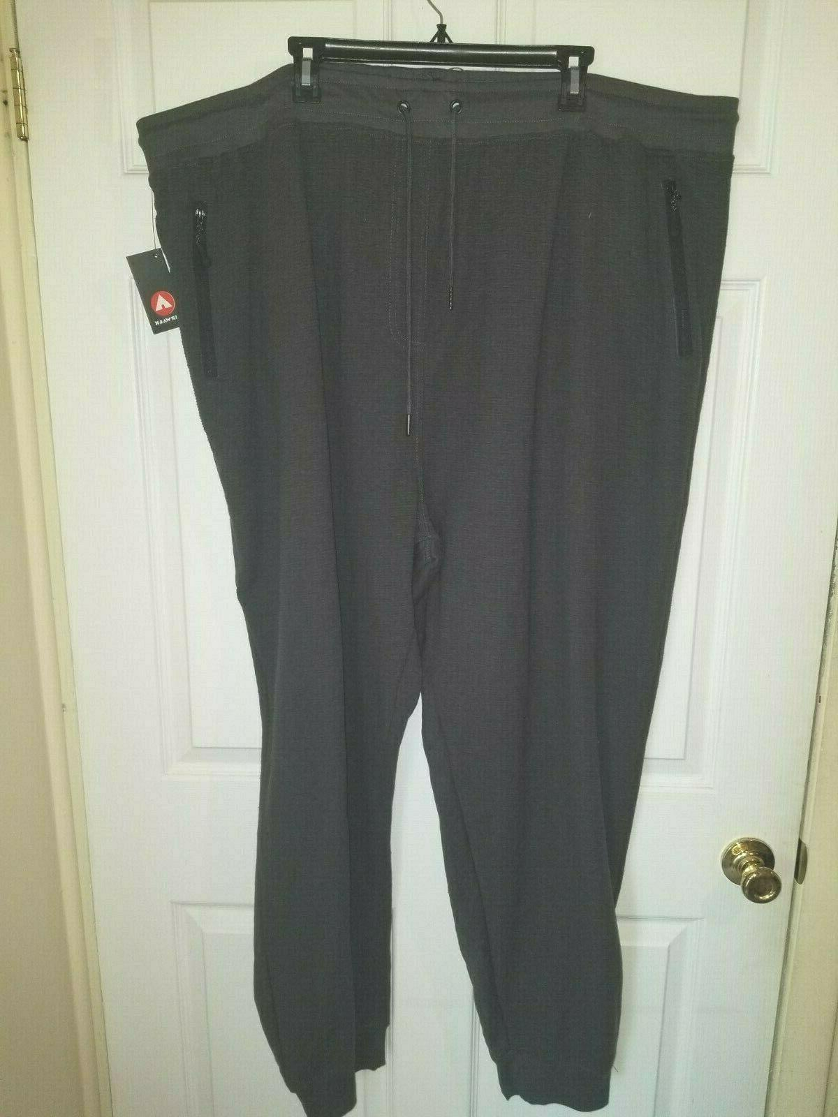 big tall men s sweatpants nwt charcoal