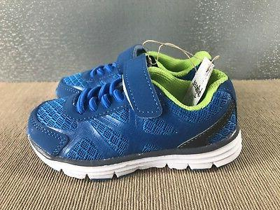 bnwt little boy sz 7 blue athletic