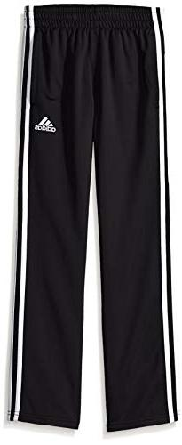 adidas Boys' Big Iconic Tricot Pant, Adi Black, S