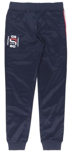 BOYS PARISH NATION TRICOT TRACK JOGGER PANTS TEENS FLEECE BO