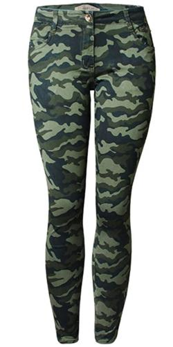 lexiart Camo Pants for Women Joggers Pants with Pockets Stre