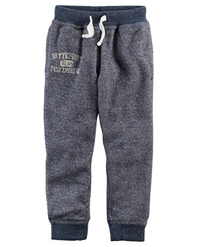 carter s toddler boys marled french terry