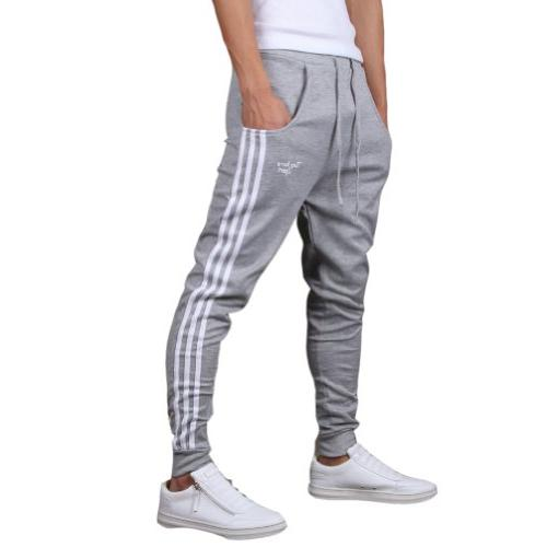 Mooncolour Fit Harem Pants Gray