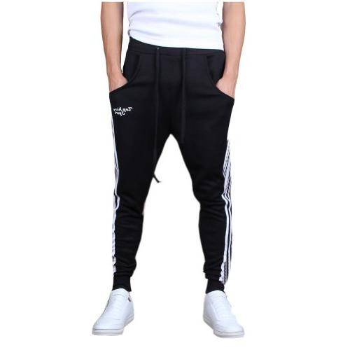 casual slim fit jogging harem
