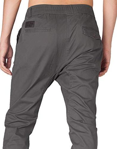 ITALY Jogger Pants S Dark Grey