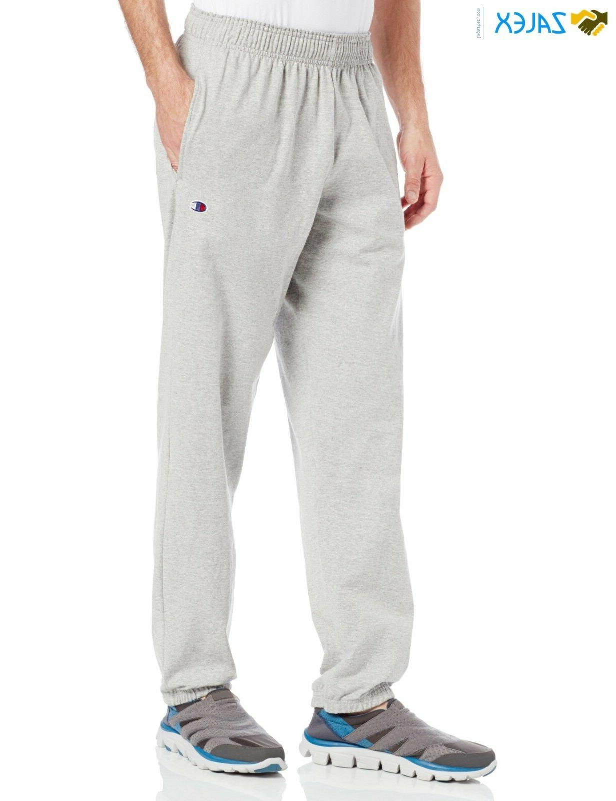 closed bottom light jersey sweatpant