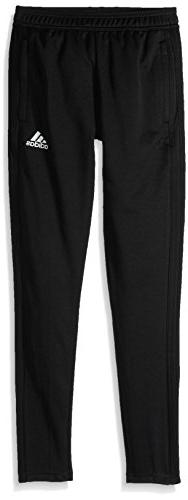 adidas Condivo 18 Training Pants, Black/White, Medium