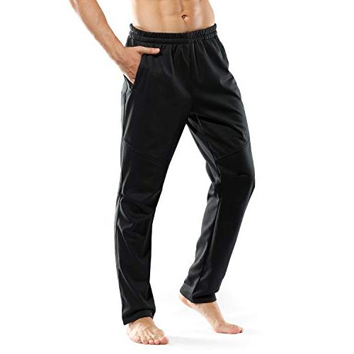 cycling winter pants windproof thermal