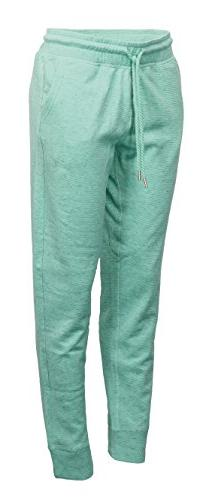 WOMEN'S CHAMPION ELITE FRENCH TERRY JOGGER SWEAT PANT Pistac