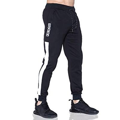 Gym Joggers Pants Workout Training Slim Fit Sweatpants with