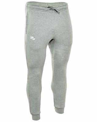 jogger club fleece sweatpants grey