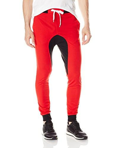 jogger pants basic french terry