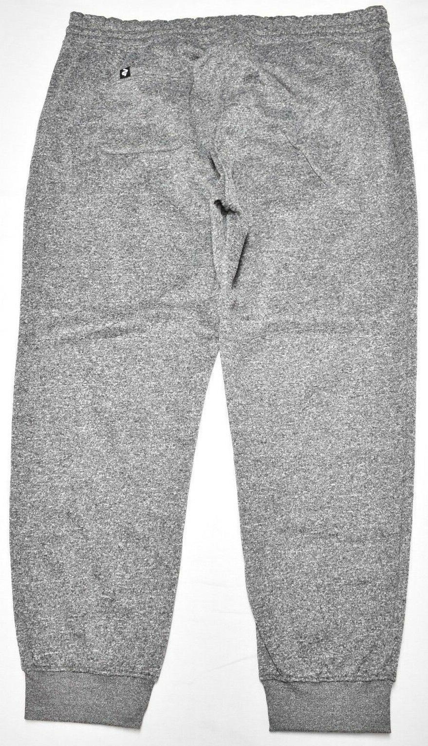 Fleece Sweatpants Marled Grey Big P189