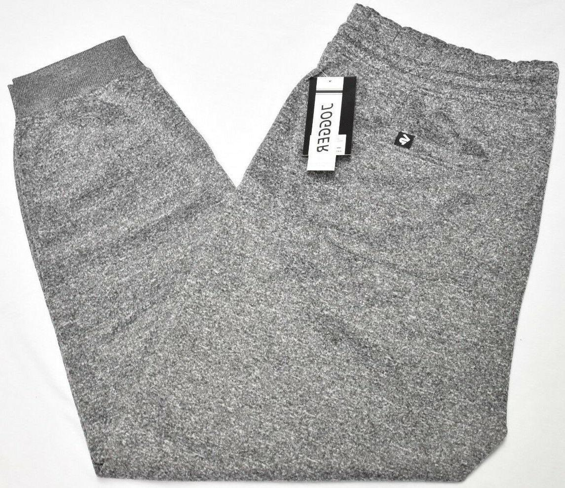 jogger pants men s fleece sweatpants marled