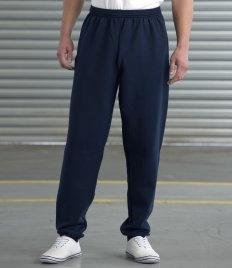 Russell Men's Jogger Sports Sweatpants French Navy S