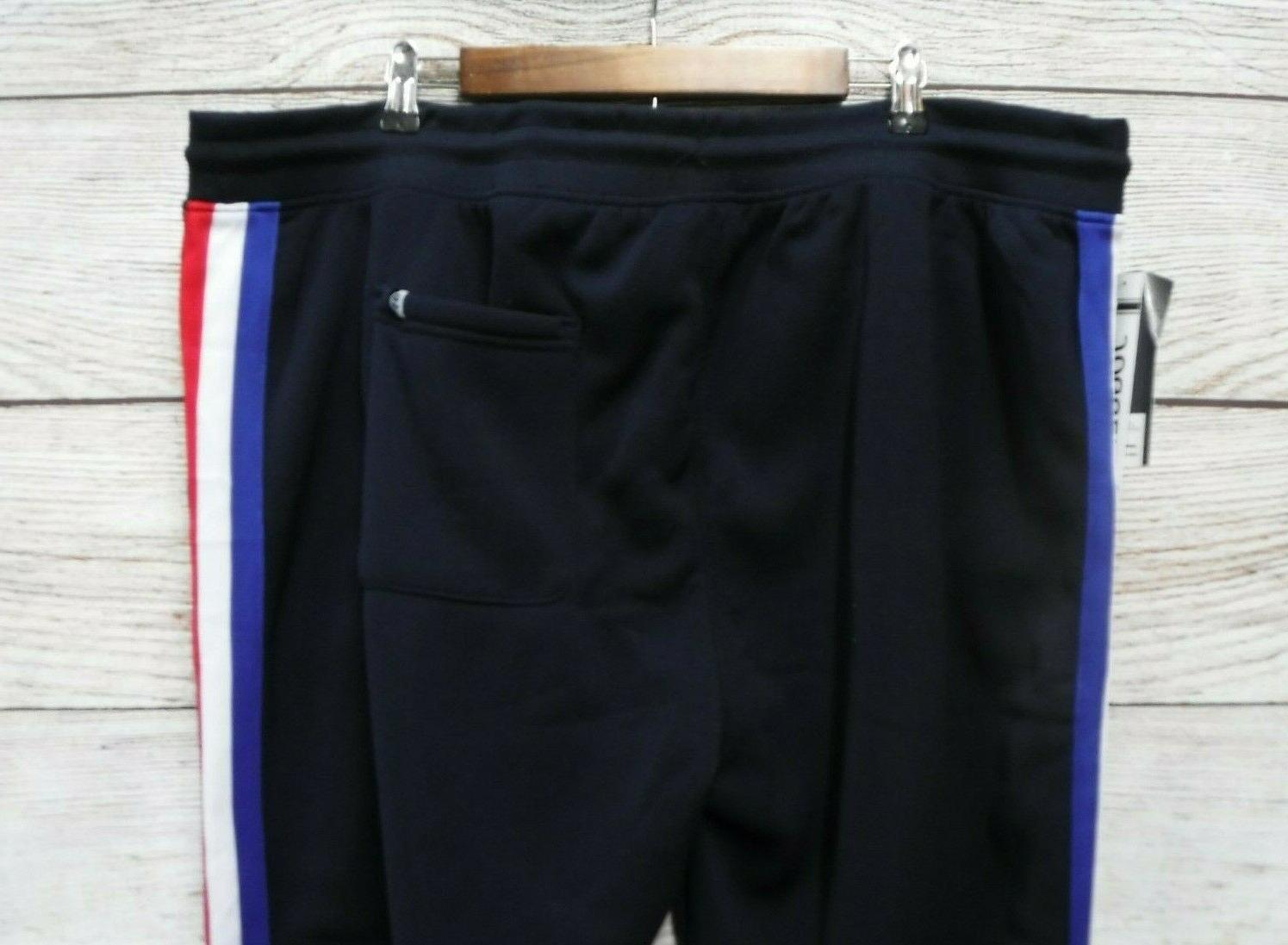 Southpole Joggers & Tall Mens 6XB Blue Fleece Pants