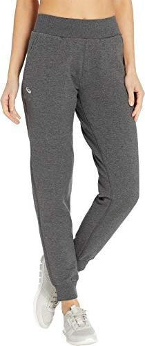 ASICS Women's Joggers Charcoal Heather Medium 28.5