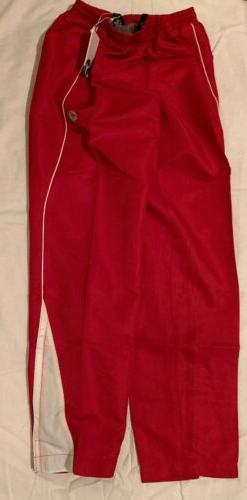 Firstar Joggers RED Youth  M and XL Adult 3X Hockey Soccer B