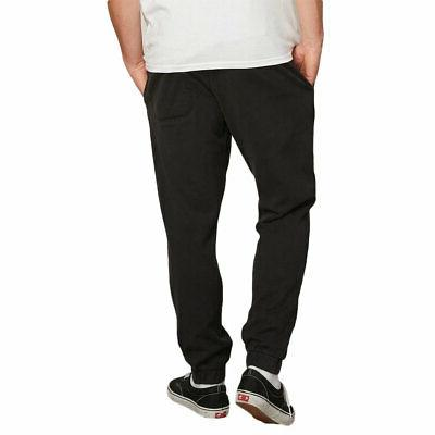Volcom Pants Washed Black Clothing Apparel Joggers