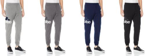 men s essentials performance logo pants 4