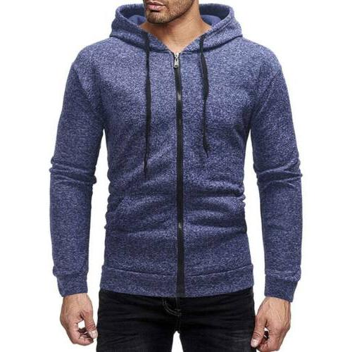 Men's Muscle Sweater Jogger Athletic US