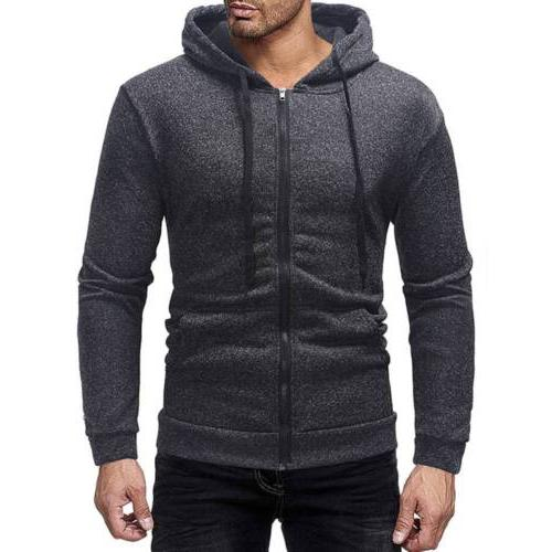 Men's Muscle Sweater T Shirt Athletic