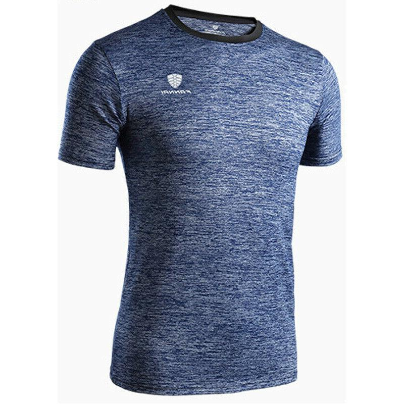 Men's Jogger Gym Outdoor Fitted Muscle Tee