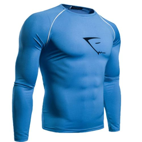 Men's New Gym T-shirt Fitness Clothes