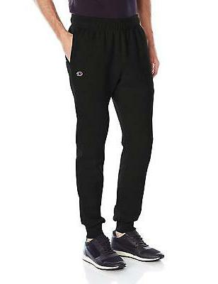 Champion Men's Powerblend Retro Fleece Jogger Pant, Medium,