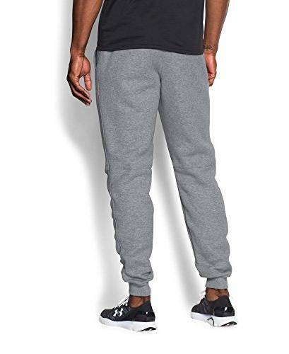 Under Armour Men's Fleece True Heather Medium