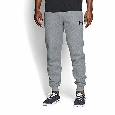 men s rival fleece joggers true gray