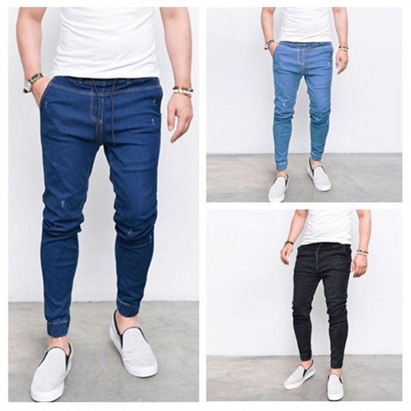 men s slim fit skinny stretchy jeans
