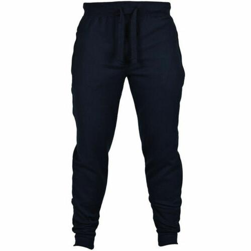 Men's Long Trousers Fitness Workout Joggers