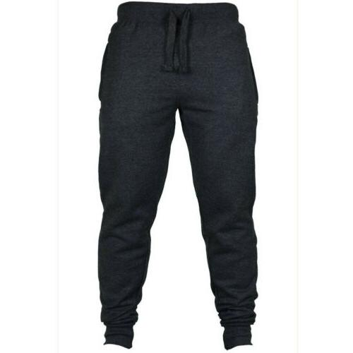 Men's Sport Trousers Tracksuit Fitness Workout Joggers Gym Sweatpants