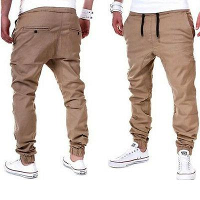 Men's Gym Fitness Workout Joggers Sweatpants Trousers