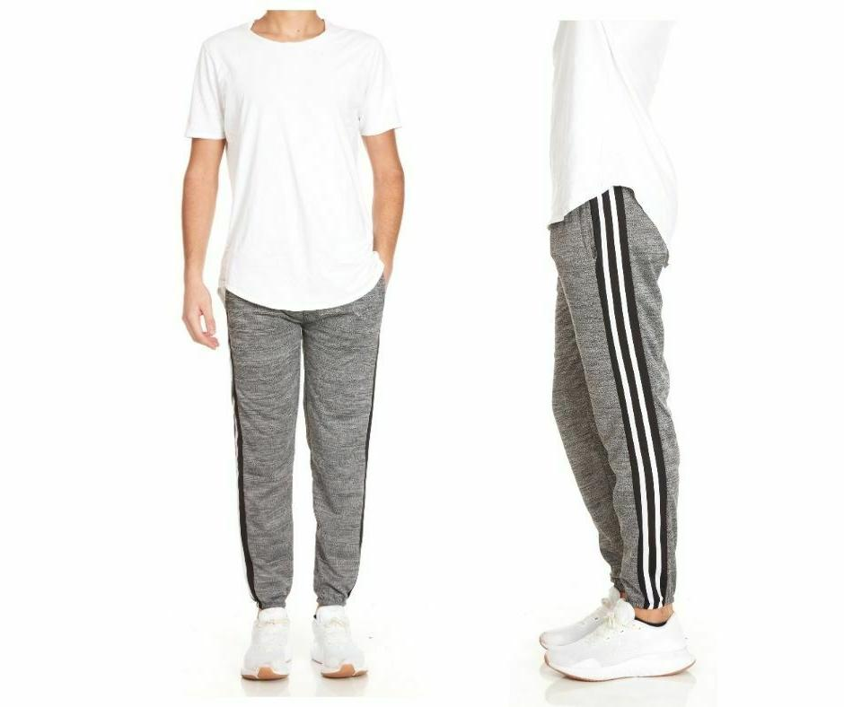 Men's Sweatpants Fleece Joggers