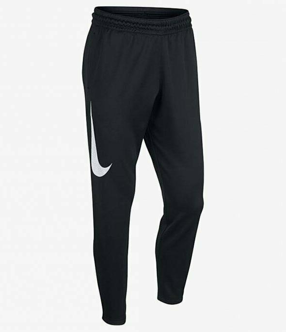 men s therma basketball training pants joggers