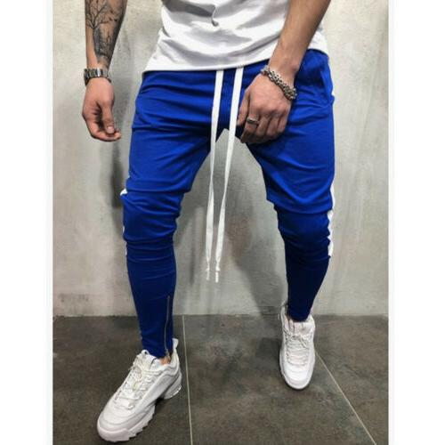 Men's Pants Sports Gym Trousers US