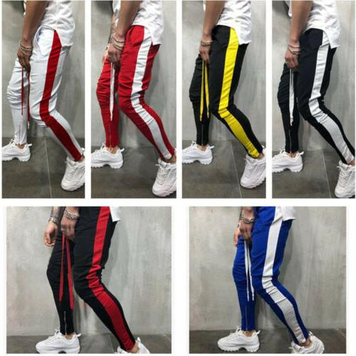 Men's Pants Sports Jogging Joggers Gym Trousers