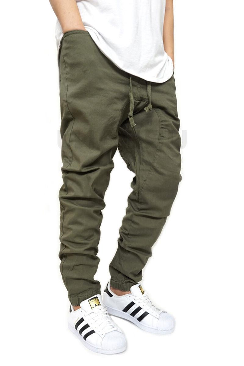 MEN'S DROP JOGGER SIZE S-5XL VICTORIOUS COLORS