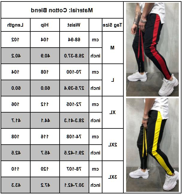 Men Pants Casual Sports