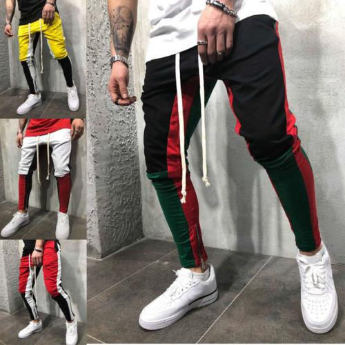 Men Casual Sports Jogging Joggers Gym