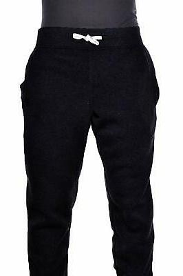 Hat Fleece Pants 1hc03_black,