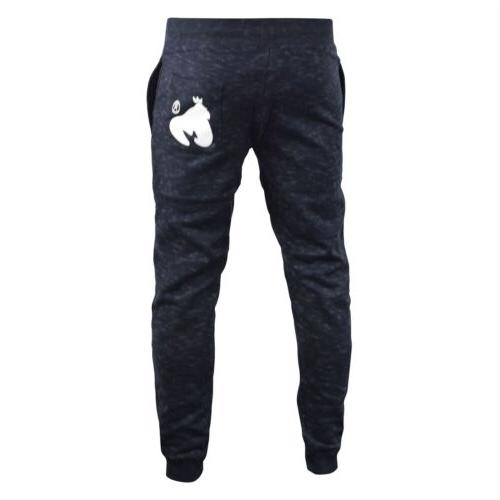 Mens Joggers Ape Sig Tracksuit Gym Sweat Pants