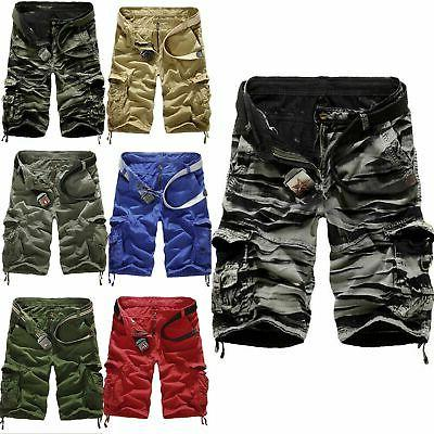Cargo Shorts Work Trousers