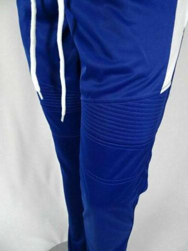 Mens Southpole Moto Style Royal Blue with